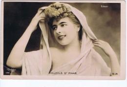Pouzols Saint Phar, De L'Odeon, Artiste 1900 , Photo Reutlinger , Sip 1161 - Entertainers