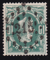 N° 30 - Lp. 215  LEUZE - PUNTSTEMPEL - 1869-1883 Léopold II