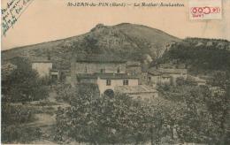 Saint-Jean Du Pin-Le Rocher Soukanton - France