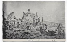 ARROMANCHES EN 1842 - CPA NON VOYAGEE - Arromanches