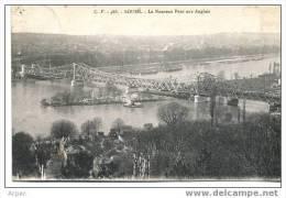 76 ROUEN Le Nouveau Pont Aux Anglais - France