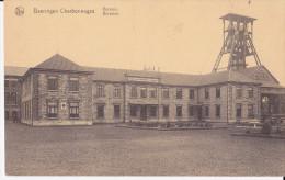 Beeingen Charbonnages Bureaux Burcelen - Beringen