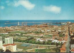 LIVORNO - PANORAMA -  VIAGGIATA - Livorno
