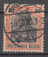 Deutsches Reich -  Mi. 89 I (o) - Usati
