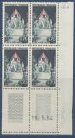 N° 1392A Provins 0,70 F -  Date 19-05-64 - Coins Datés