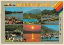 Kärnten Klopeinersee - Klopeinersee-Orte