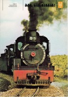 'DAG, STOOMTREIN !' - Uitgave: Suid-Afrikaanse Toeristekorporasie -SATOUR-   South Africa / Zuid-Afrika (See 2 Scans) - Spoorweg