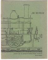'DE BUFFER' - Extra Nummer, Januari 1976 - N.M.S. -  Noordnederlandse Museum Spoorbaan - (See 3 Scans) - Spoorweg