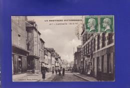 Lamballe Rue Du Val L Animée  ( MICROS DEFAUTS TTB TENUE ) G557) - Lamballe