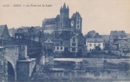 16 / 3  / 204  -    DIEZ  -  LE  PONT  SUR  LA  LAHN - Diez