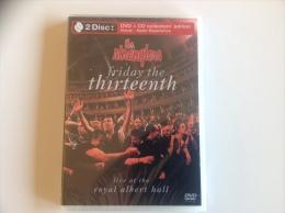 The STRANGLERS Friday The Thirteenth CD / DVD - Punk
