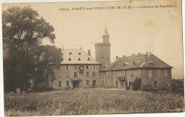 Le  Chateau De Chatillon Cirey Sur Vezouze - Cirey Sur Vezouze