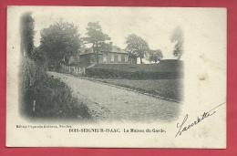 Bois-Seigneur-Issac - La Maison Du Garde - 190? - Cachet Nivelles ( Voir Verso ) - Braine-l'Alleud