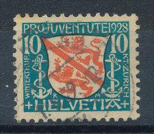 Suisse  N°232 Pro Juventute 1928 - Switzerland