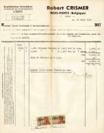 SCIERIE ROBERT CRISMER  TROIS PONTS - België