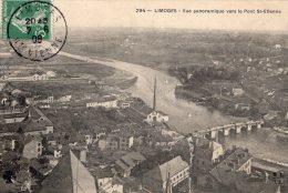 B21385 Limoges -   Vue Panoramique - Unclassified