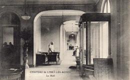 CPA L´HAY LES ROSES - CHATEAU DE L'HAY LES ROSES - LE HALL - L'Hay Les Roses
