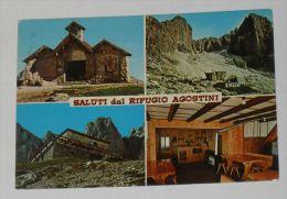 TRENTO - San Lorenzo In Banale - Saluti Da Rifugio Silvio Agostini - Quattro Vedute - 1981 - Trento