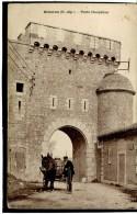 04 - Sisteron - Porte Dauphine - Sisteron