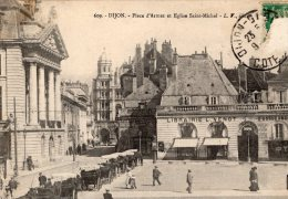 B21436 Dijon - Place D'Armes - Non Classés