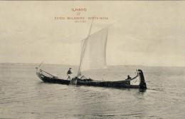 ILHAVO, Barco Muliceiro, COSTA NOVA, 2 Sans, PORTUGAL - Aveiro