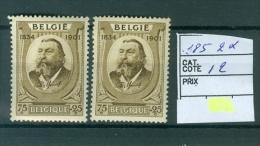 385 2X OBL - Belgien