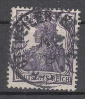Deutsches Reich -  Mi. 101 (o) - Usati