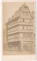 STRASBOURG, Alsace - CDV Légendée - Photos