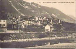 MONTMELIAN - Vue Prise Du Pont De L'Isère - Montmelian