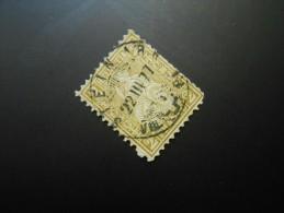 CH ZNr.37  2C  Sitzende Helvetia 1867 - Usados
