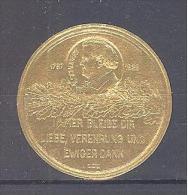 Österreich  F. Schubert  1797 - 1828 Immer Bleibe Dir Liebe, Verehrung Und Ewiger Dank - Cinderellas
