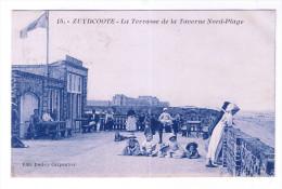 ZUYDCOOTE  LA TERRASSE DE LA TAVERNE NORD PLAGE - France