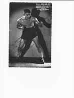 BOXE à Nevers  Adolphe NEUBAUER CH France Amateur  Dédicace Du 2 Mai 1949 - Nevers