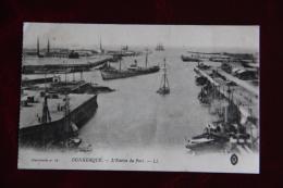 DUNKERQUE - Entrée Du Port - Dunkerque