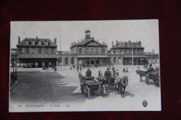 DUNKERQUE - La Gare - Dunkerque