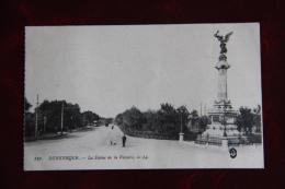 DUNKERQUE - La Statue De La Victoire - Dunkerque