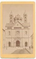 SPIRE, SPEYER, Rhénénie Palatinat - CDV - Anciennes (Av. 1900)