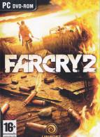 Farcry 2 Pour PC (DVD-rom) - Jeux PC