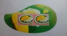 Thailand Stamp 2016 Thailand Singapore 50 Years Friend Ship SS - Thailand