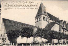 B21469 Ligny Le Chatel - L'Eglise - Non Classés