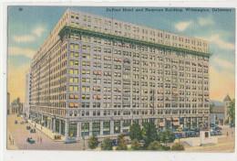 WILMINGTON  Dupont Hôtel And Nemours Building - Wilmington
