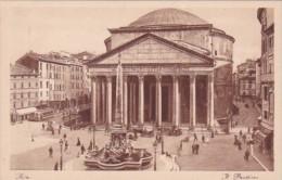 Italy Rome Roma Il Pantheon