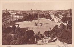 Italy Roma Rome Piazza del Popolo