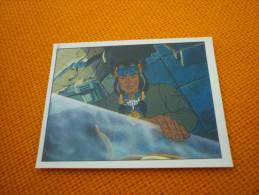 Bravestarr Brave Starr Panini Sticker No 5 - Panini