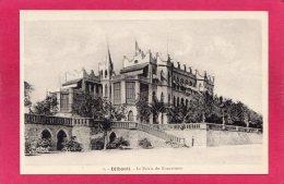 DJIBOUTI, Le Palais Du Gouverneur - Gibuti