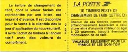 Carnet 2713-C1 **neuf, Côte Maury 12€ - Carnets