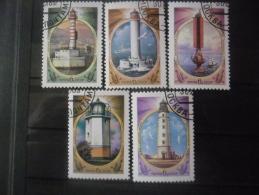 RUSSIE Série Complète N°4966 Au 4970 Oblitéré - Sammlungen