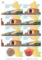 2015. Armenia, Mountainous Karabakh, Ancient Architecture, Sheetlet,  Mint/** - Armenia