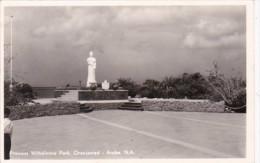 Aruba Oranjestad Princess Wilhelmina Park Real Photo - Aruba