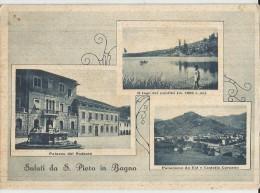 SAN PIERO IN BAGNO(FORLI-CESENA) VEDUTINE  -FP - Forlì